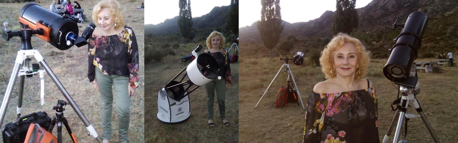 Viaje astronómico a Perseo con Hammam Al Andalus