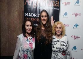 """Argentina presenta """"La vida de la artista"""" en Teatro Rialto 20.11.18"""